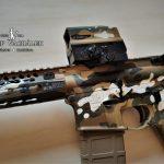 AR 15 cerakote